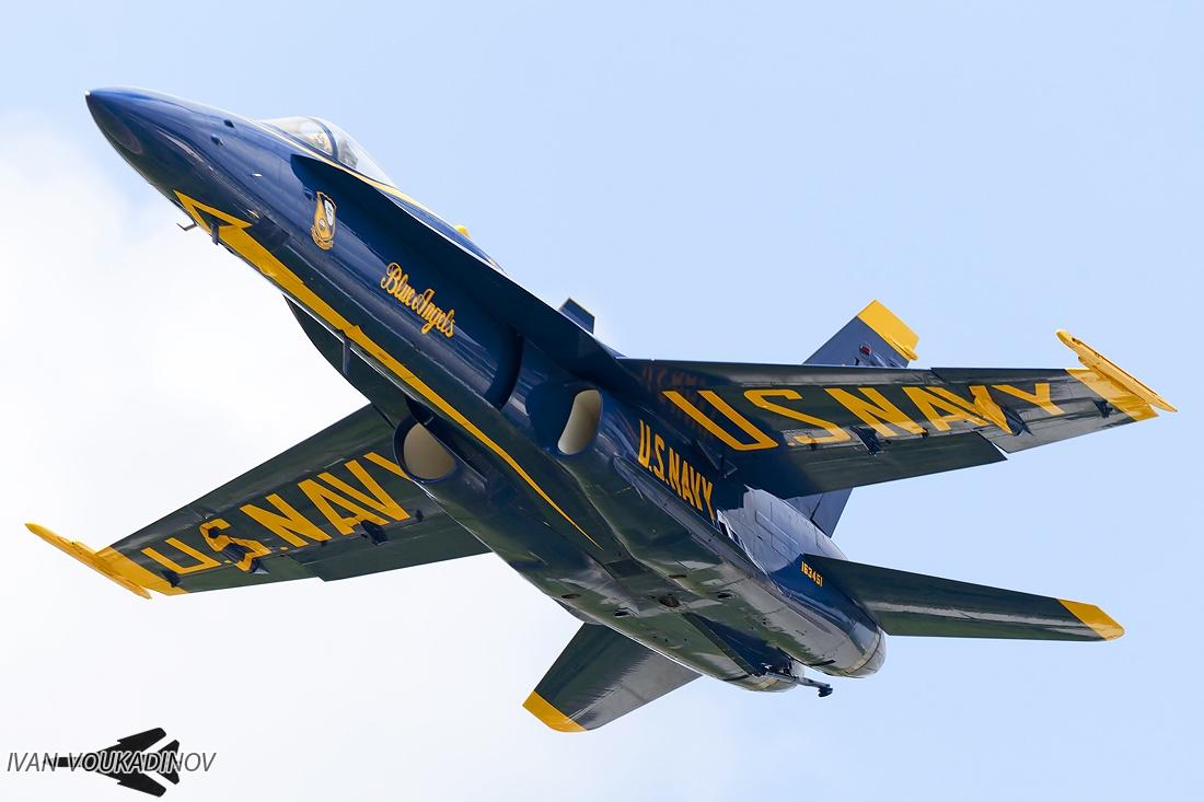 Blue Angels F/A-18C
