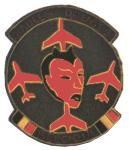 Red Devils Hawker Hunter logo