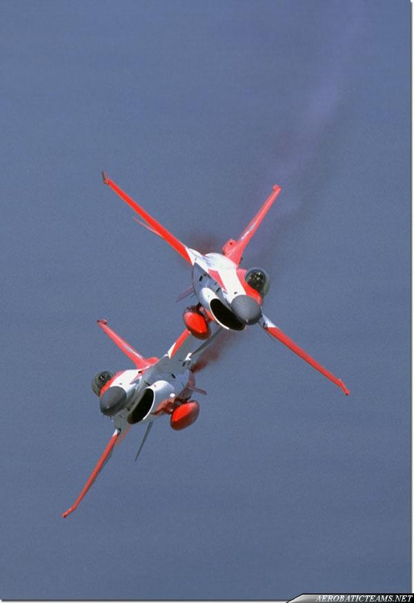 Black Knights F-16A Fighting Falcon