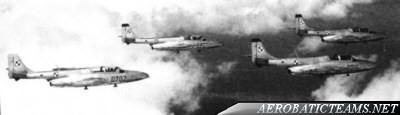 Rombik aerobatic team