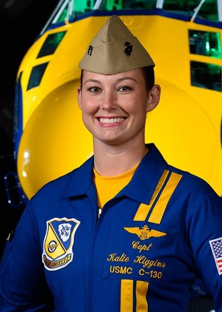 Capt. Katie Higgins