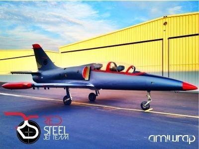 Red Steel Jet Team L-39
