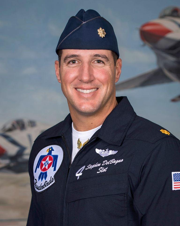 Maj. Stephen Del Bagno