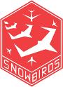 Snowbirds badge