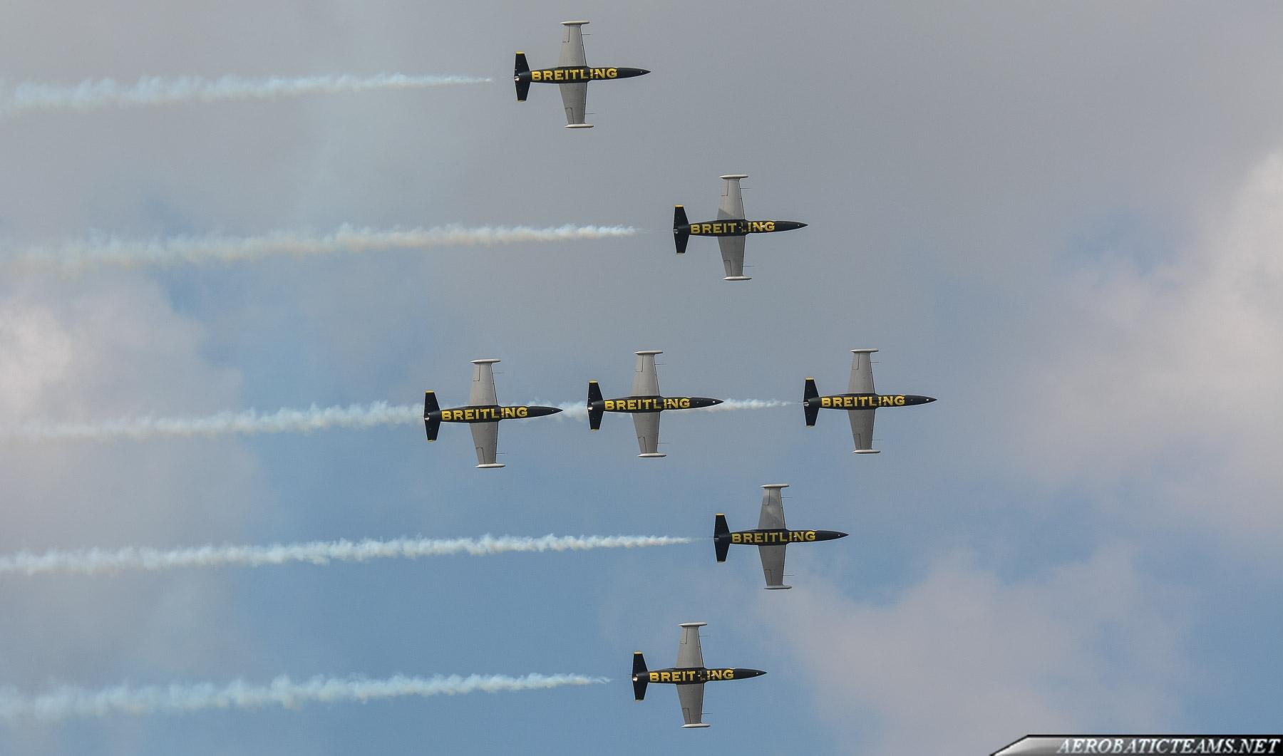 Breitling Jet Team L-39C Gallery