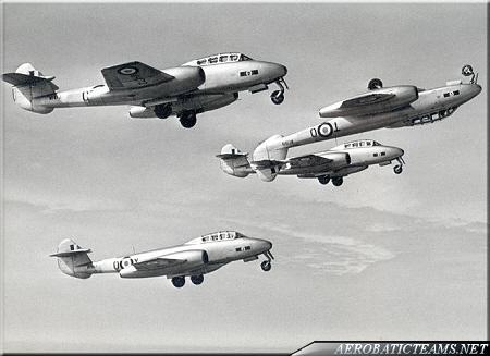 RAF Meteorites