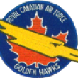 Golden Hawks aerobatic team