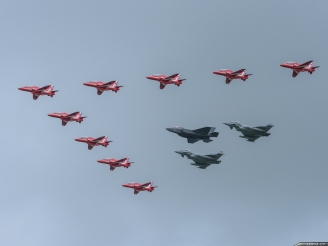 Red Arrows to perform in China and India