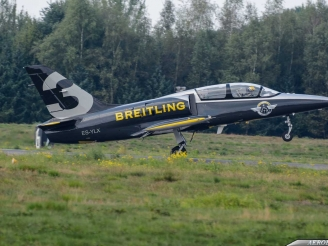 Breitling cancelled the sponsorship of Breitling Jet Team