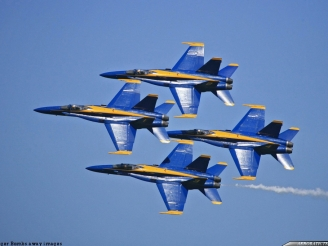 Blue Angels announce 2017 officers