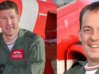 Red Arrows replace a pilot for 2019 air show season