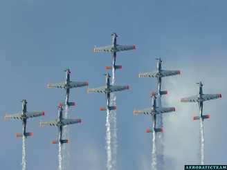Orlik aerobatic team aircraft will receive major update