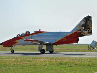 Former Patrulla Aguila pilot died in crash