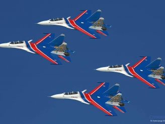 Russian Knights to participate at Malaysia