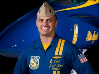 Blue Angels crash was pilot error