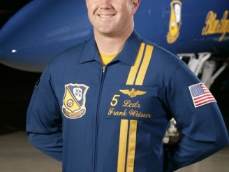 Blue Angels announce new solo pilot for 2016 season