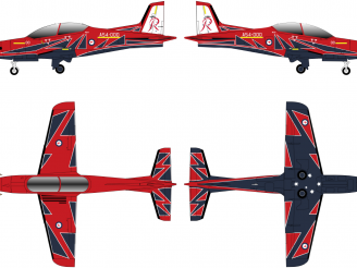 RAAF Roulettes to receive new aircraft and new livery