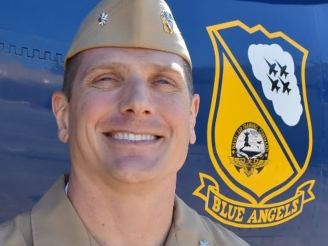 Blue Angels Announce New Flight Leader for 2020-2021 Air Show Seasons