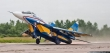 MiG-29 first paint scheme from 1996 to 1999