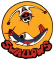 Swallows aerobatic team badge