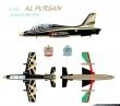 Al Fursan Aermacchi MB-339A paint scheme