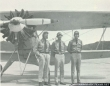 Three Flying Fish pilots