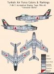 Yarasalar F-86E Sabre