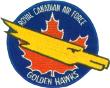 Golden Hawks logo