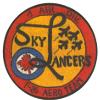 RCAF Sky Lancers logo