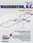 Washington D.C. flyover map
