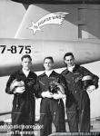 RAAF Meteorites pilots. Photo by Jim Flemming