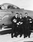 RAAF Meteorites pilots