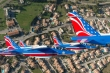 Patrouille de France new USA tour tailfin livery. Photo French Air Force