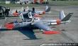 Silver Swallows CM170 Fouga Magister