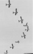 Patrouille Dijon Morane-Saulnier MS 225