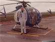 Silver Eagles pilot