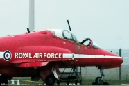 Red Arrows pilot died in ejection seat incident