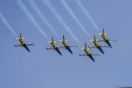 Baltic Bees Jet Team will fly seven aircraft