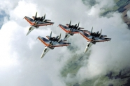 Switzerland cancelled Russian Knights participation at Payerne