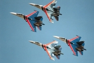 Russian Knights suspends Farnborough participation