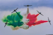 Frecce Tricolori 55 Anniversary Air Show