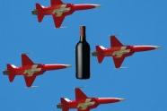Wine scandal involving Patrouille Suisse