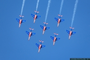 Patrouille de France resume displays this weekend after the incident