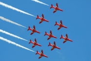 Red Arrows back to service