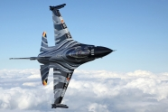 Belgian Air Force F-16 Solo Display Schedule 2020