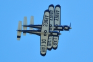 Cartouche Dore aerobatic team disbanded