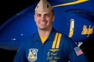 Blue Angels crash was pilot error