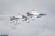 Thunderbirds 2020 Schedule