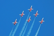 Patrouille Suisse future is insecure