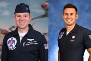 Thunderbirds F-16D crashed before Dayton Air Show